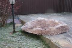 Крышка из искусственного камня
