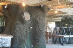 Сакура из искусственного камня