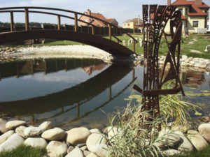 Плавательный пруд DEX12