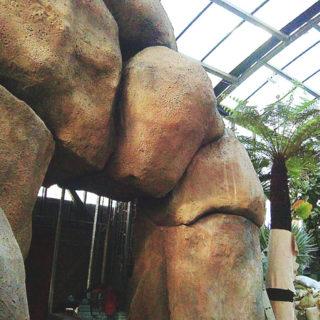 Искусственный камень скалистый грот DEX12